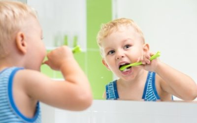 Proper Tooth Brushing – Step by Step