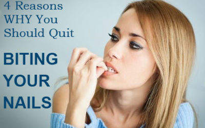 4 Reasons WHY You Should Quit Biting Your Nails