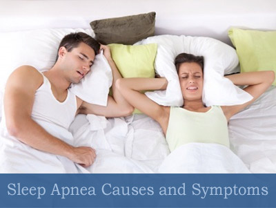 Obstructed Sleep Apnea Symptoms and Causes
